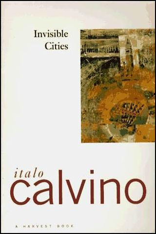 Invisible Cities Book Cover