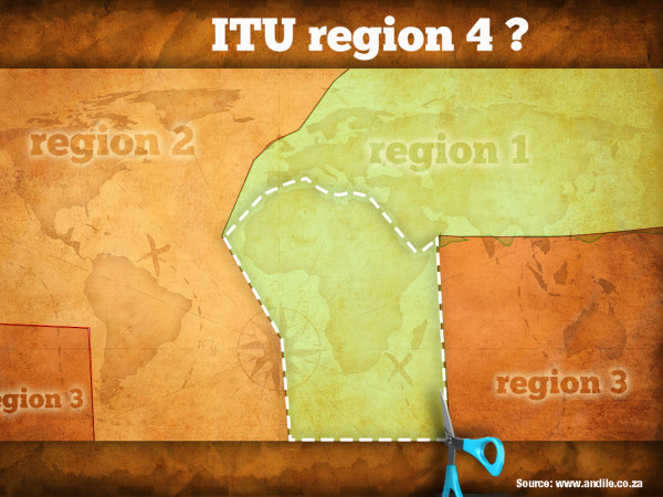 How to Address the Challenges Facing the Internet in Africa: ITU Region 4