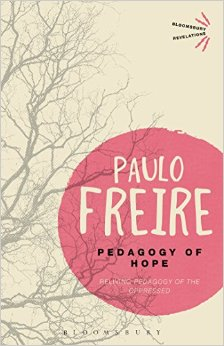 Pedagogy of Hope: Reliving Pedagogy of the Oppressed Book Cover
