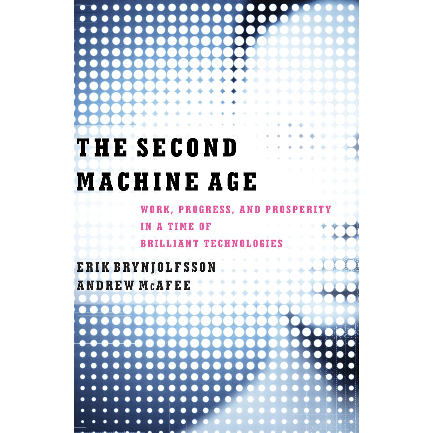 The Second Machine Age Book Cover