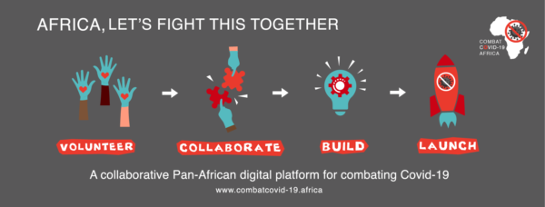 Combat COVID-19.africa — a new model for igniting Africa's digital future